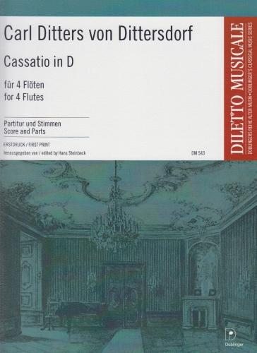 CASSATIO in D