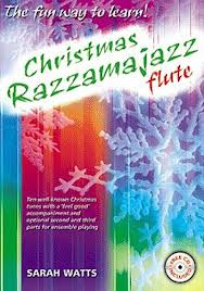 CHRISTMAS RAZZAMAJAZZ + CD