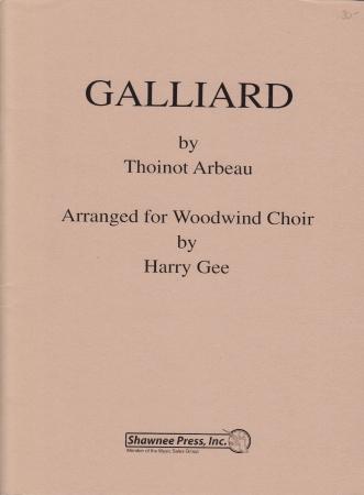 GALLIARD score & parts