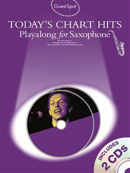 GUEST SPOT Today's Chart Hits + CD
