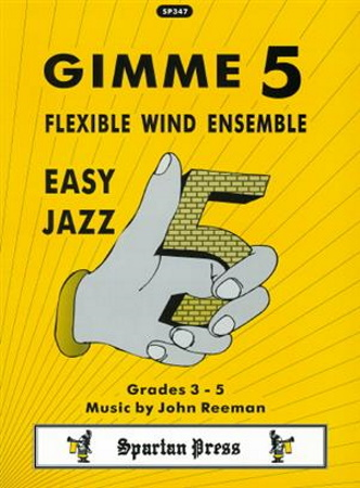 GIMME 5 Easy Jazz
