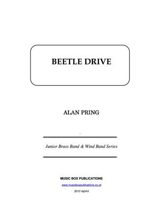 BEETLE DRIVE (score & parts)