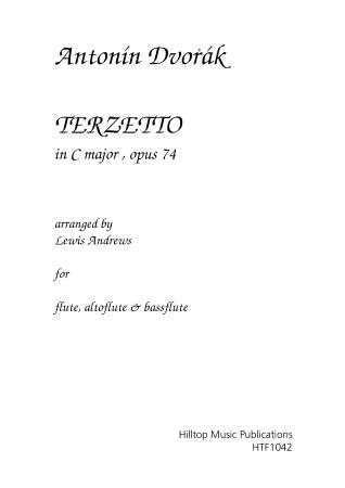 TERZETTO in C major Op.74 (score & parts)