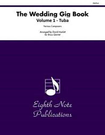 THE WEDDING GIG BOOK Volume 1 - Tuba