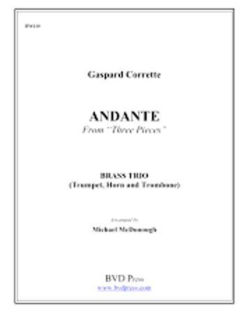 ANDANTE from Three Pieces