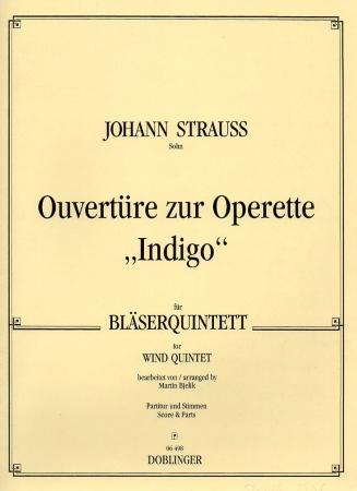 OVERTURE to the operetta 'Indigo'