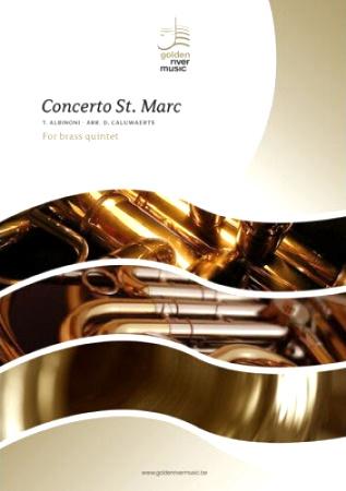 CONCERTO ST. MARC (Easy version)