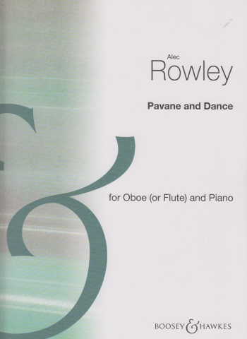 PAVANE AND DANCE