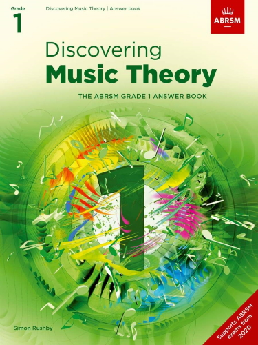 DISCOVERING MUSIC THEORY Grade 1 Answer Book