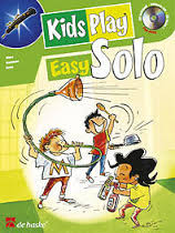 KIDS PLAY EASY SOLO + CD