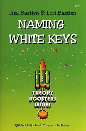 NAMING WHITE KEYS