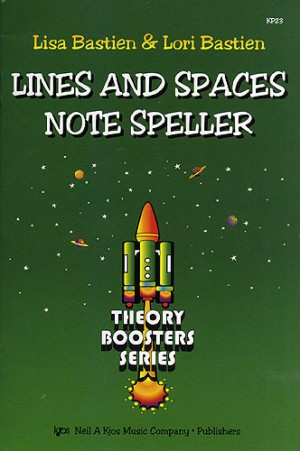 LINES AND SPACES NOTE SPELLER