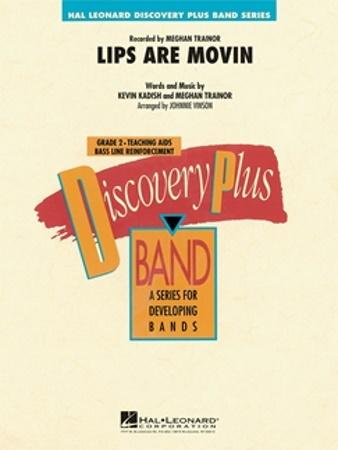 LIPS ARE MOVIN (score & parts)