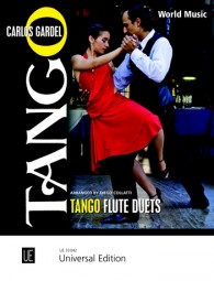 TANGO FLUTE DUETS (playing score)