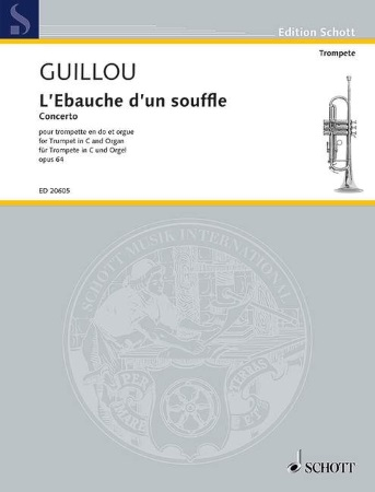 L'EBAUCHE D'UN SOUFFLE Concerto Op.64