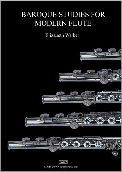 BAROQUE STUDIES FOR MODERN FLUTE