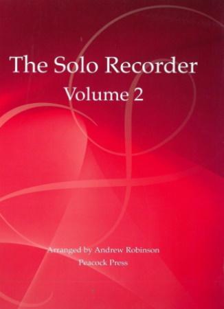 THE SOLO RECORDER Volume 2