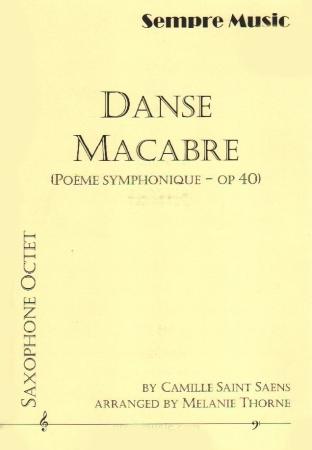 DANSE MACABRE Op.40 (score & parts)