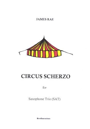 CIRCUS SCHERZO (score & parts)