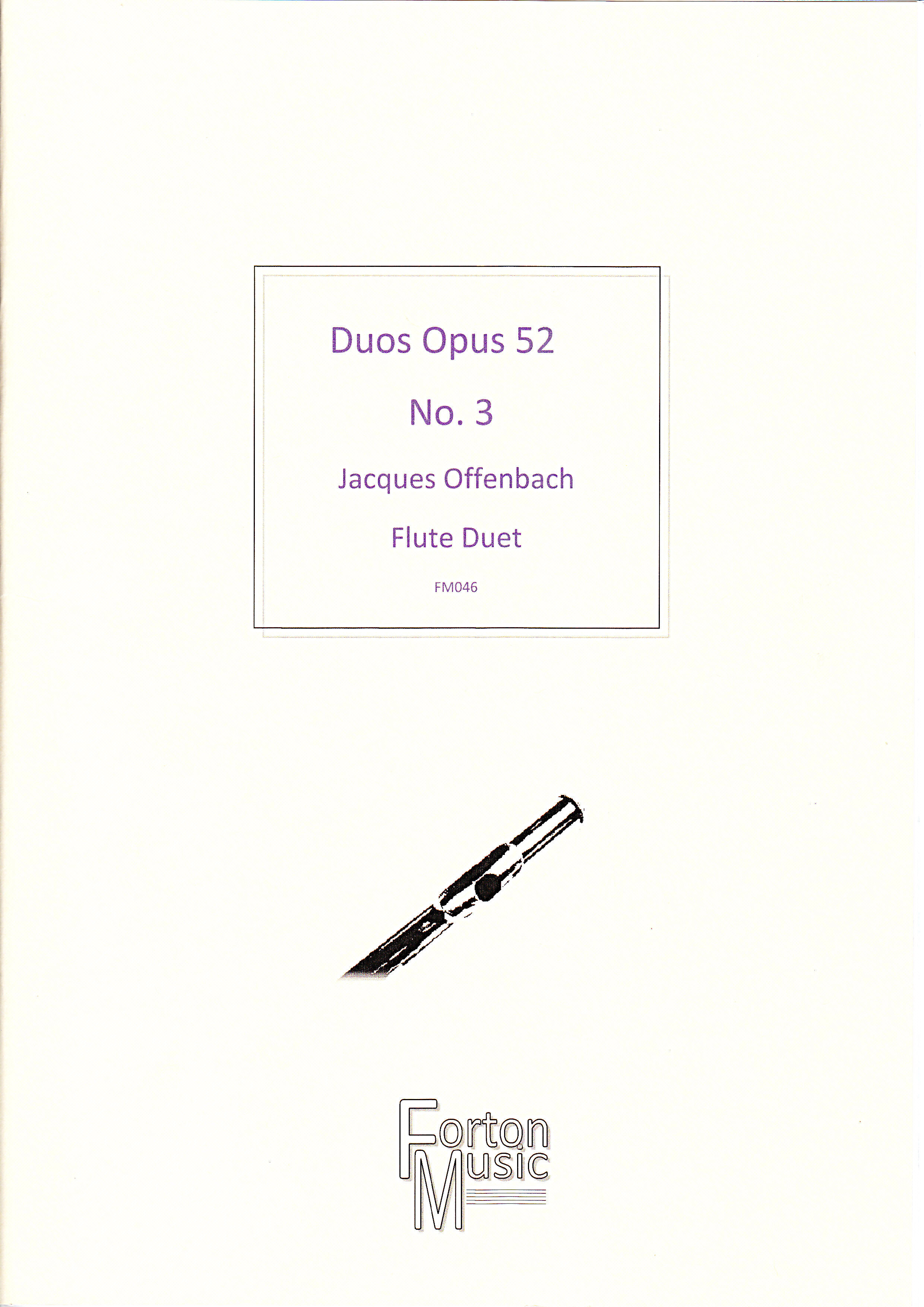 DUOS Op.52/3