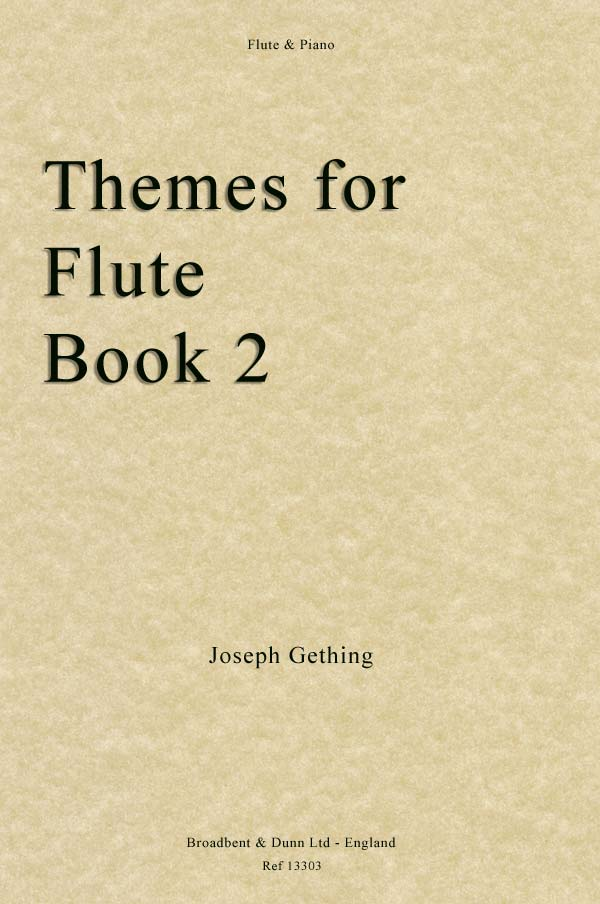 THEMES FOR FLUTE Book 2