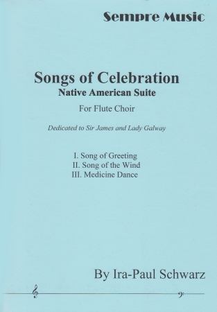 SONGS OF CELEBRATION Native American Suite