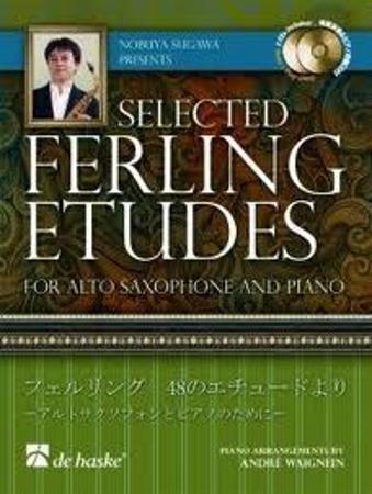 SELECTED FERLING ETUDES + CD