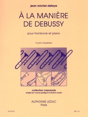 A LA MANIERE DE DEBUSSY