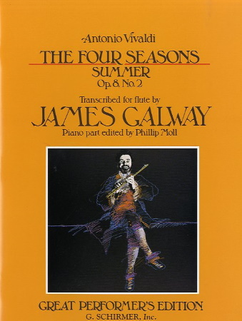 THE FOUR SEASONS Summer Op.8 No.2