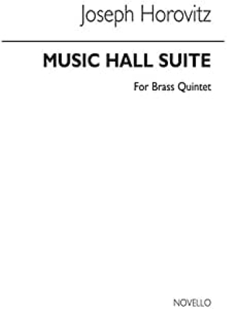 MUSIC HALL SUITE (set of parts)