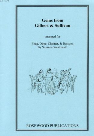 GEMS FROM GILBERT & SULLIVAN