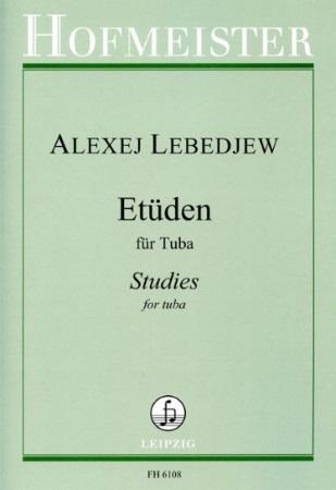 STUDIES for Tuba