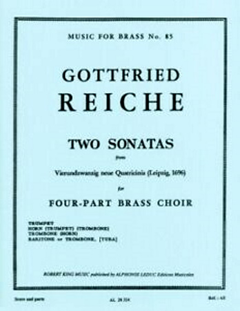 TWO SONATAS Nos.21 & 22