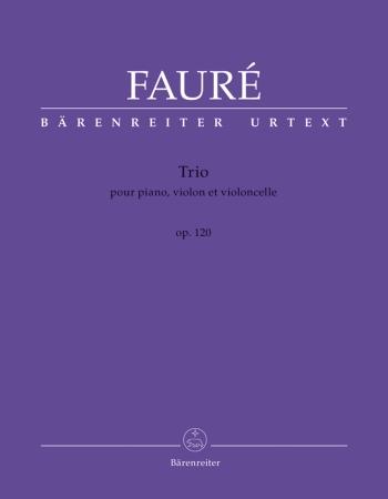 TRIO Op.120 (score & parts)