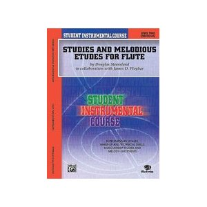 STUDIES AND MELODIOUS ETUDES Level 2