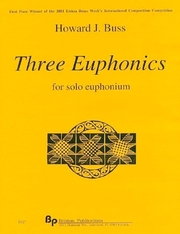 THREE EUPHONICS