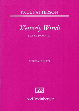 WESTERLY WINDS Op.84 (score & parts)