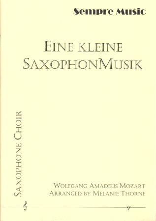 EINE KLEINE SAXOPHONMUSIK
