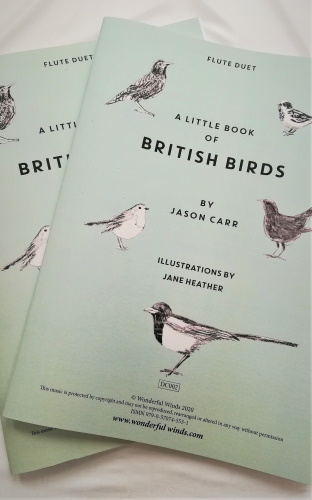 A LITTLE BOOK OF BRITISH BIRDS