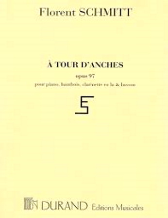 A TOUR D'ANCHES Op.97