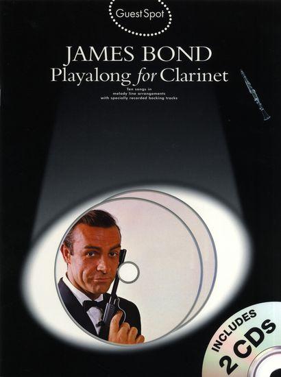 GUEST SPOT: James Bond Playalong + 2 CDs