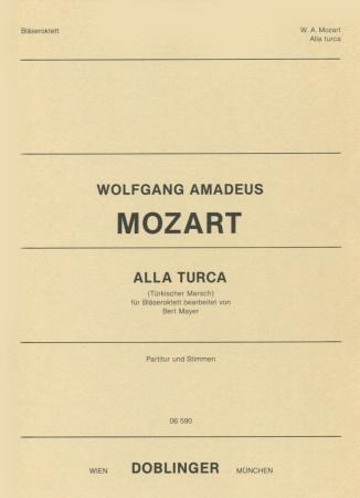 ALLA TURCA (score & parts)