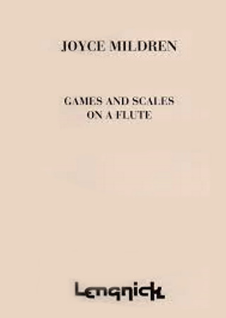 GAMES & SCALES ON A FLUTE