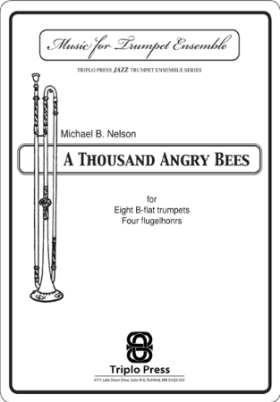 A THOUSAND ANGRY BEES (score & parts)