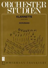 ORCHESTRAL STUDIES: Schumann