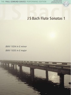 FLUTE SONATAS Book 1 + CD