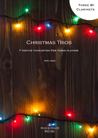 CHRISTMAS TRIOS (score & parts)