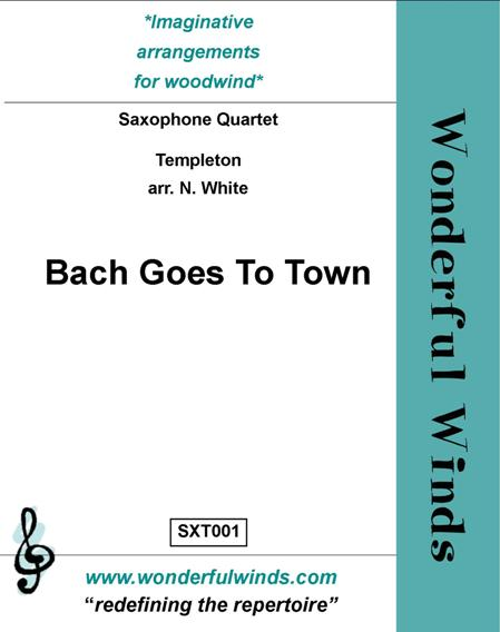 BACH GOES TO TOWN