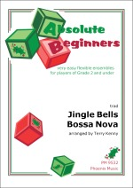 JINGLE BELLS BOSSA NOVA (score & parts)