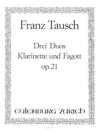DREI DUOS Op.21